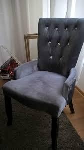 4 Baroccoco Design Esszimmerstühle
