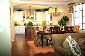 Living Room And Dining Room Ideas Gorgeous Kitchen Family Room Ideas Exost