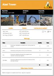 Best Practices When Creating Construction Daily Reports