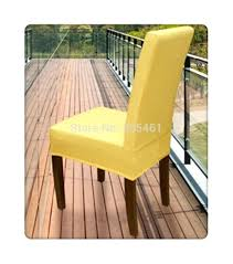 sure fit patio furniture covers. Sure Fit Dining Chair Slipcovers Spandex Short Cover Cheap Covers Yellow In Patio Furniture I