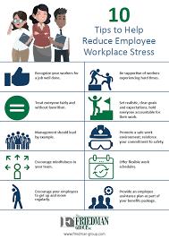 Reducing Workplace Stress Friedman Group