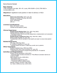 Best Rn Resume Examples Sample Icu Rn Resume Rn Icu Resume Examples Elegant Best Nurse 23