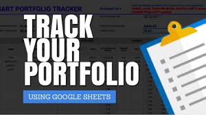 google current stock price how to track your stock portfolio in google sheets trade brains