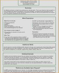 What Should I Put On A Resume Resume Template