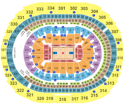 Clippers Seating Chart Staples Center Basketball Seating Chart Best Florida Keys