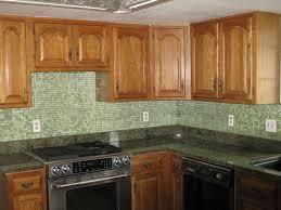 modern kitchen backsplash 2013. Green Glass Tile Backsplash Ideas Modern Kitchen Solid Wood Cupboard 2013