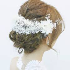 花嫁の髪型特集人生の晴れ姿を素敵なヘアスタイルで演出しよう Folk