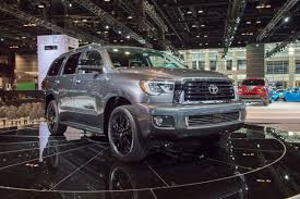 2019 Toyota Sequoia - TRD Sport Gives life to this family ...