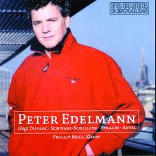 Duparc R Strauss Ravel Lieder Edelmann Peter Moll - Pr90534 - Preiser  Records - Classical - Our Labels