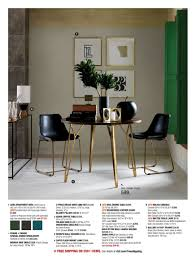Cb2 February Catalog 2016 Dial Dining Table New Studio Table