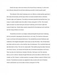 the great awakening essay similar essays