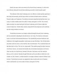 the great awakening essay similar essays