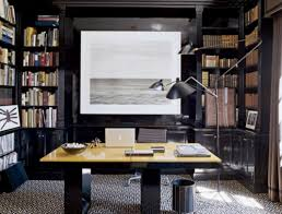 work office decorating ideas gorgeous. Home Office Interior Design Ideas Beautiful Sea Picture Side Book Shelf Inside Small Work Decorating Gorgeous S