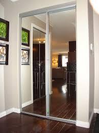 image mirrored closet door. Mirrored Closet Doors Furniture · \u2022. Serene Image Door