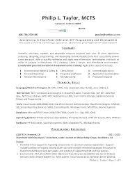Sample Cover Letter For Java Developer Sample Java Developer Resume