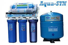 Máy lọc nước RO Aquasyn 7 cấp lọc- bổ sung khoáng, cân bằng pH
