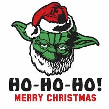The file is grouped together but you can ungroup it in your cricut design space to x out the words if you wanted to use yoda and add your own text. Ho Ho Ho Merry Christmas Yoda Svg Merry Christmas Yoda Svg Cut File Download Jpg Png Svg Cdr Ai Pdf Eps Dxf Format