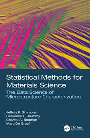 Methods Of Characterization Statistical Methods For Materials Science The Data Science