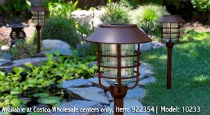 solar powered lighting from the experts