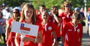 Resultado de imagen para team chile juvenil