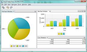 Java Swing Chart Netbeans Platform Javafx Porting Tutorial
