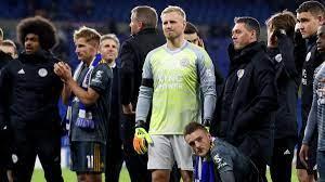 Premier League | Kasper Schmeichel lebt mit Erinnerungen an  Helikopterabsturz - Eurosport
