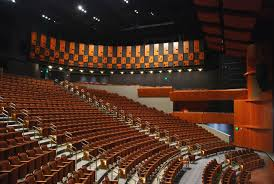 Scottsdale Performing Arts Seating Chart Stages Consultants