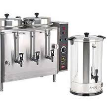 Modren Commercial Coffee Machine Urns E In Decorating