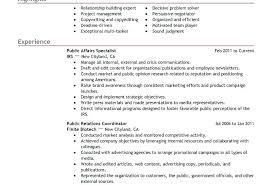 Import Coordinator Resume Sample Marketing Coordinator Objective