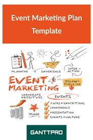 Marketing Plan Gantt Chart Template Manage Your Marketing Projects With Free Event Marketing