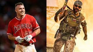 MLB-Star Mike Trout beantwortet Call of ...