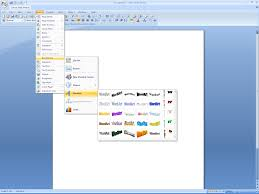 classic style menus and toolbars for microsoft word microsoft word click to enlarge