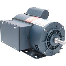 leeson air compressor electric motor 5 hp model 116511 leeson air compressor electric motor 5 hp model 116511