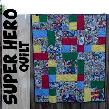 Pieces by Polly: Super Hero Quilt (with the Avengers and Superman) &  Adamdwight.com