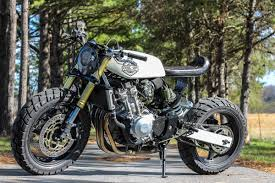 return of the cafe racers one up neo vine cb600
