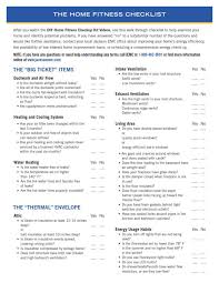 fitness checklist diy home by jackson emc issuu center cleaning safety inspection