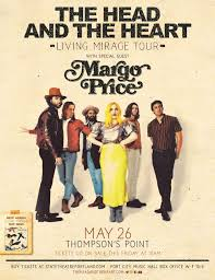 The <b>Head and the Heart</b> - State Theatre, Portland Maine