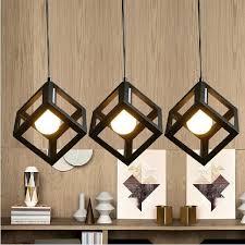 modern pendant lights for dining room corridor bedroom stair home decoration lighting light iron red black bedroom light home lighting
