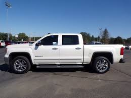 gmc 2015 truck white. Plain Gmc White Diamond Tricoat 2015 GMC Sierra 1500 SLT 4WD 6Speed Automatic  Electronic With Overdrive Intended Gmc Truck A