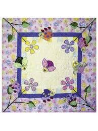 Annie's - Ladybug Gardens Baby Quilt Pattern | Quilts | Pinterest ... & Annie's - Ladybug Gardens Baby Quilt Pattern Adamdwight.com