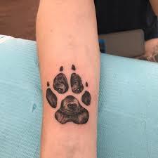 Jednoduché Tetování Pes