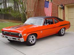 2487 best Chevelles and Novas images on Pinterest | Classic muscle ...