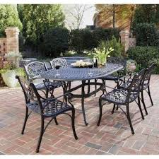 metal black patio dining sets
