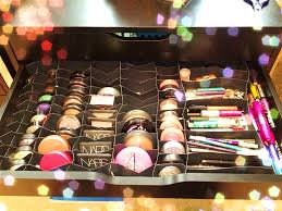 Awesome Diy Makeup Organizer Pinterest Cardboard Cosmetic Drawer Organizer