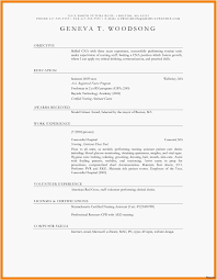 Receptionist Sample Resume Awesome Cv Examples For Receptionist Job