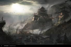 tomb raider the art of survival concept art