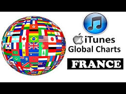 Itunes Single Charts France 31 03 2018 Chartexpress