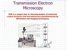 Tem Microscope Transmission Electron Microscope