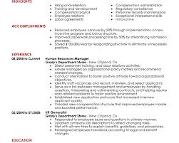 What Should Be On A Job Resume What A Resume Should Look Like For A First Job Krida 23