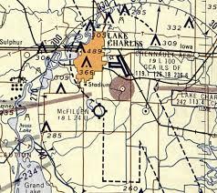 Abandoned Little Known Airfields Southwestern Louisiana